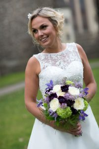 wedding flower bridal bouquet Berkhamsted, London