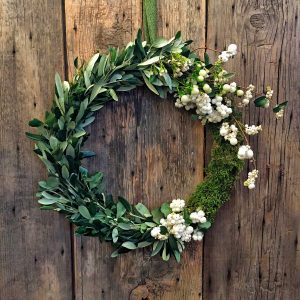 Myrtle & Bloom Christmas Wreath Workshops